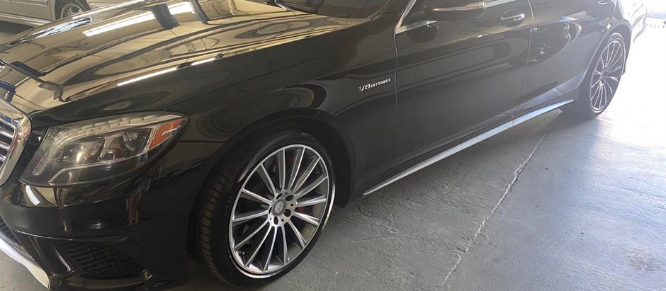 New Style Luxury: 2015 S63 AMG