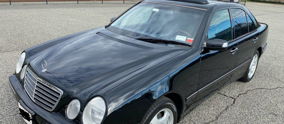 Well-Optioned & Under $10k: 2002 E430 4Matic