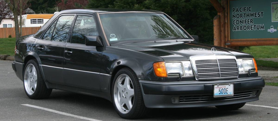 Wolf in Sheep's Clothing: 1992 500E