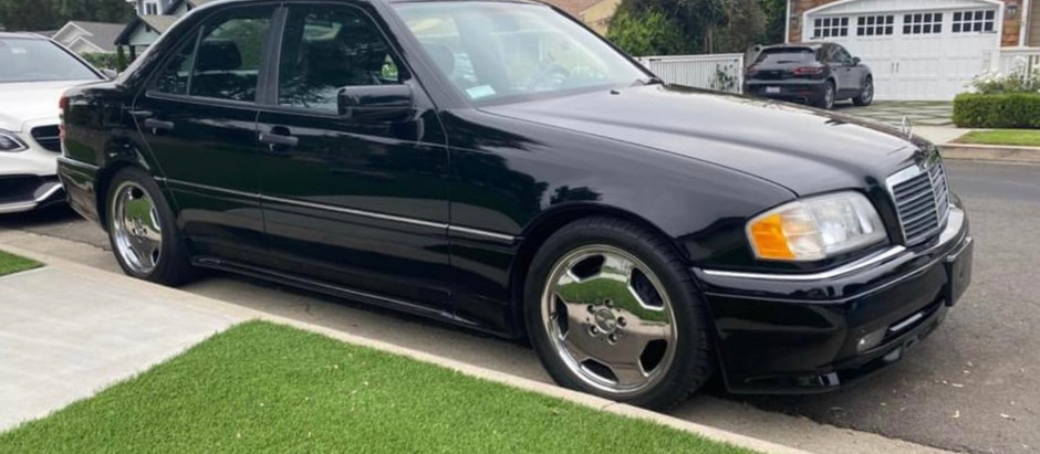 Priced to Sell: 1995 C36 AMG