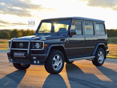 On the Market: 1993 Mercedes-Benz 300GE 3.6L Brabus