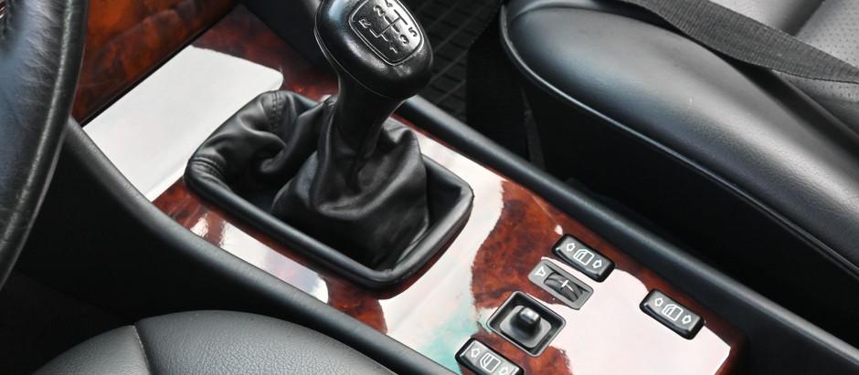 Well-Preserved Manual: 59k-km 1992 300CE 24v