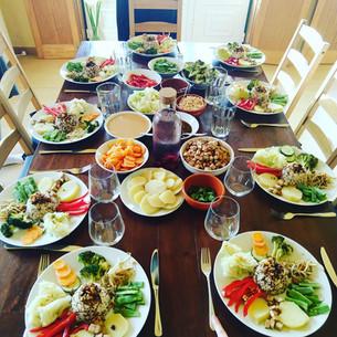 Daily dinner