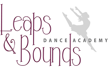 Leaps and Bounds Dance Academy Logo
