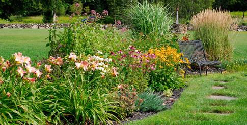Historical Garden, chemin Centre, West-Brome