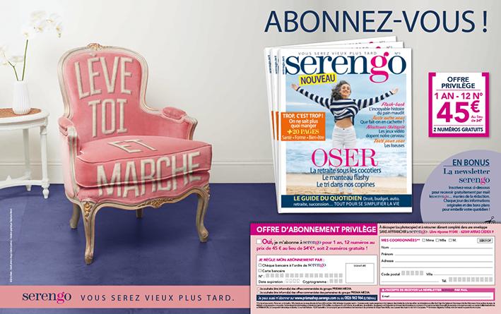 Magazine Serengo