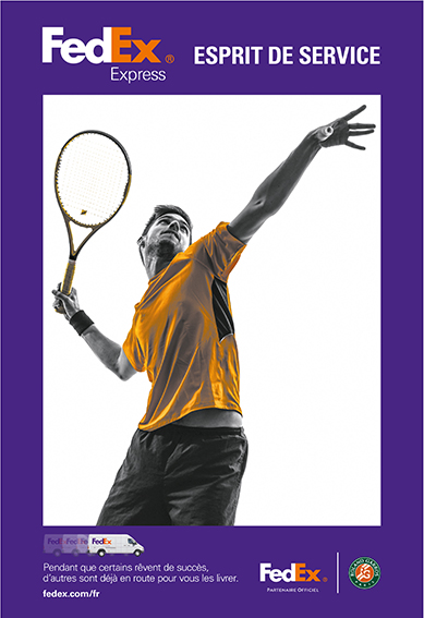 Fedex Roland Garros