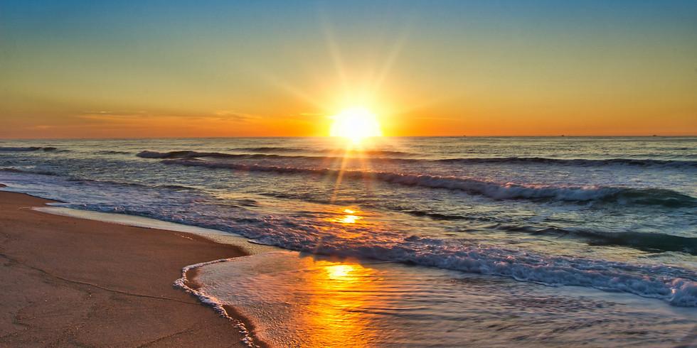 Sunrise Nature Therapy Walk
