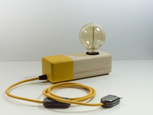 Lampe Lingo, lampe en bois