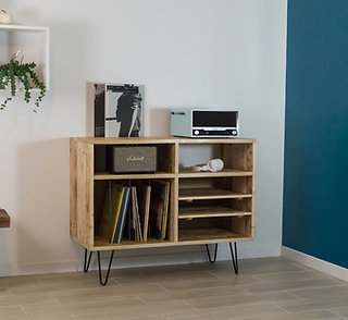 Meuble hifi, meuble vinyles