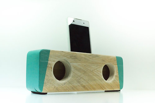 Enceinte acoustique pour smartphone