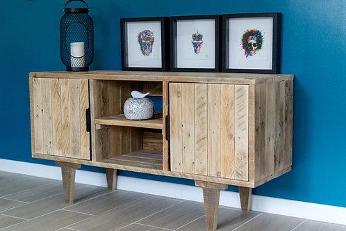 Meuble au look vintage, meuble télé, enfilade scandinave