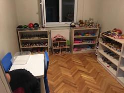 Erdem Eğitim Danışmanlık - Yenilenen Oyun Terapisi odamız