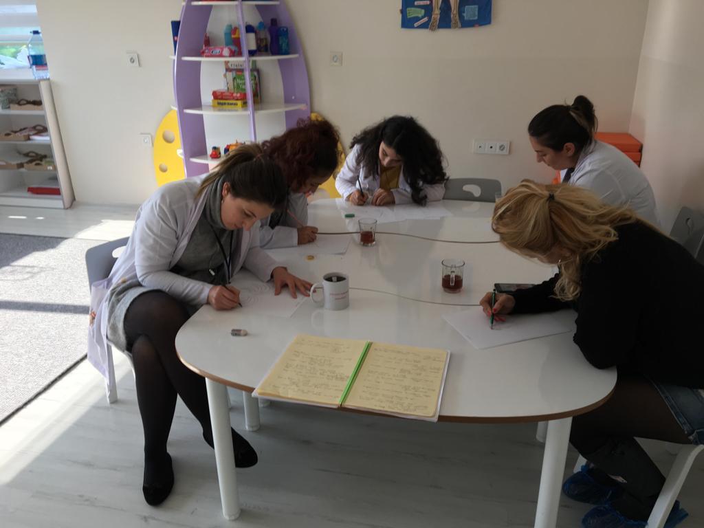 Çitlembik Anaokulu - Öğretmen Hizmet İçi Eğitim Çalışması