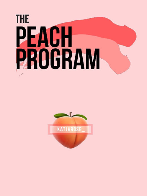At Home (dumbbell only) Peach Program