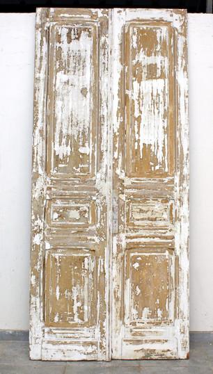 PAINTED PANEL DOORS