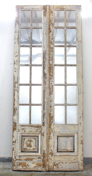 MIRROR PANED DOORS