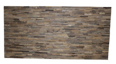 WOOD PIECE WALL PANEL