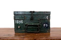 WOOD/IRON BOX