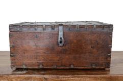 WOOD AND IRON BOX