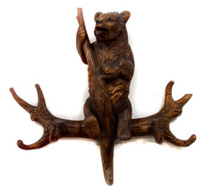 BLACK FOREST BEAR HOOK