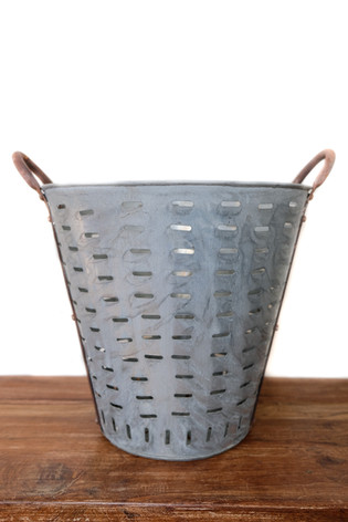 REPRODUCTION OLIVE BUCKET