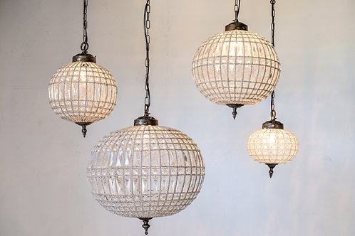 Extra Small Ball Chandelier