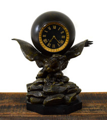FRENCH EAGLE CLOCK