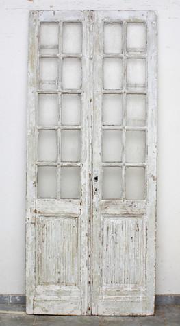 GLASS PANED DOOR