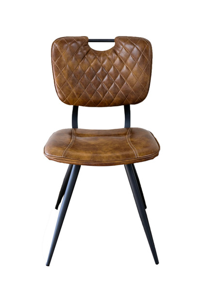 ROZALEN LEATHER CHAIR