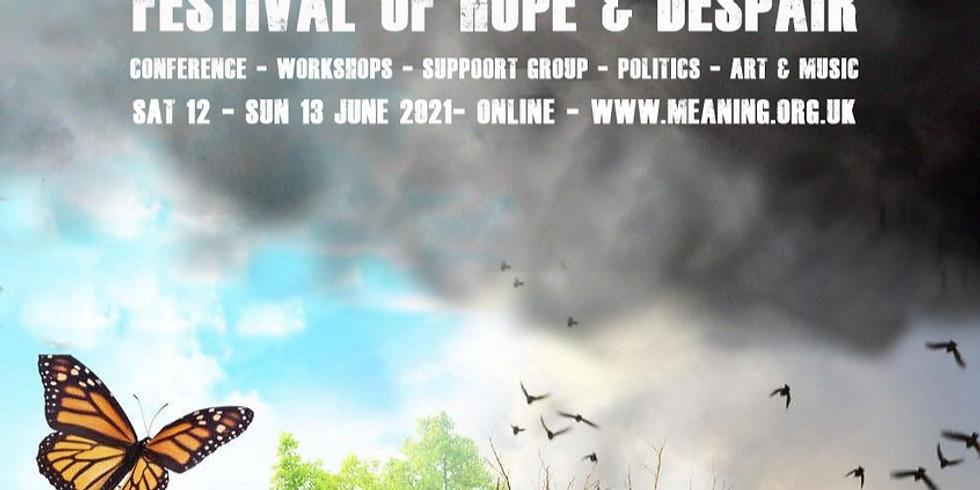 Active Hope workshop @IMEC Festival of Hope & Despair