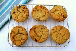 Chocolate & Chai Cookies