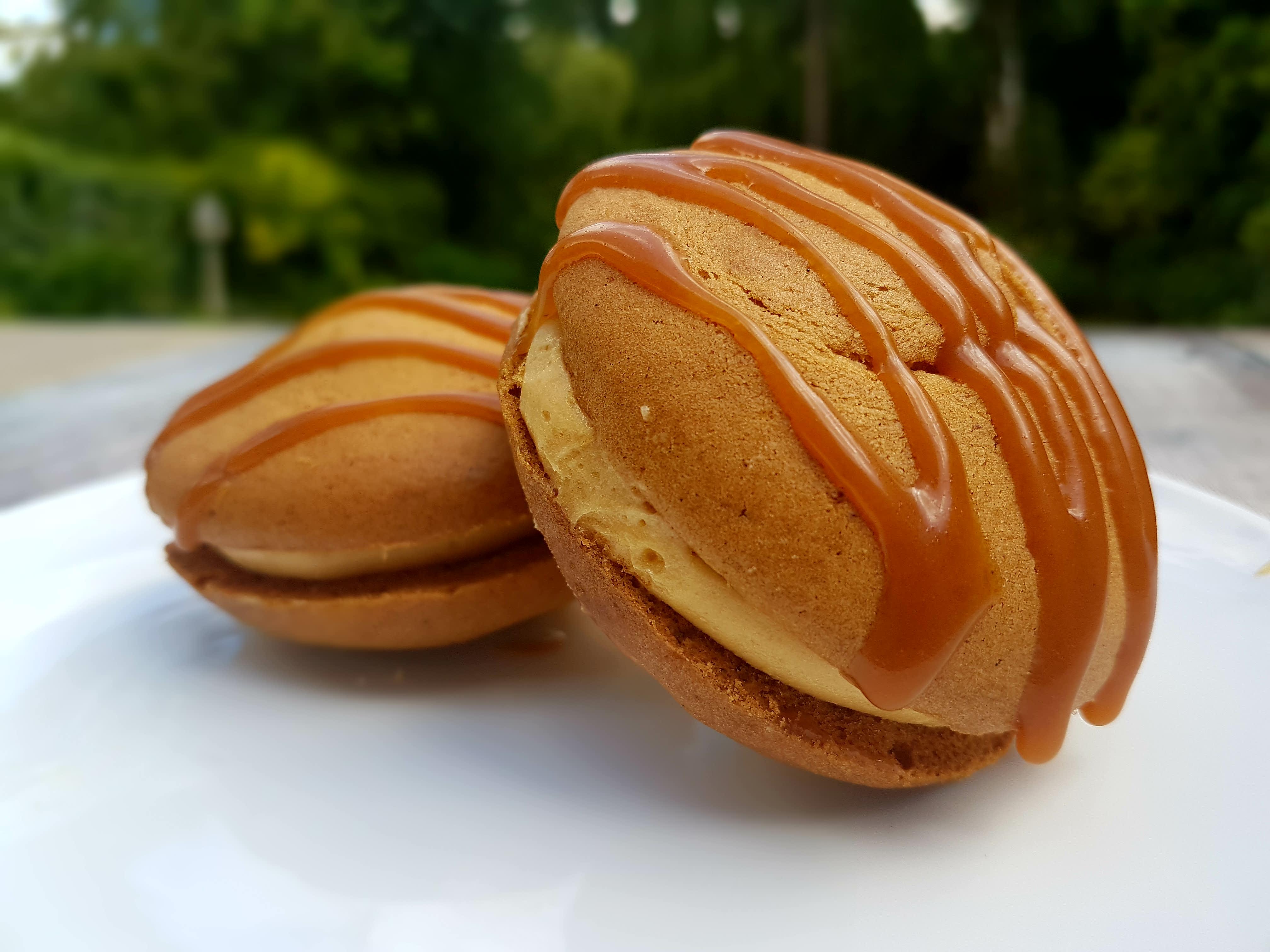 Butterscotch Whoopie Pies