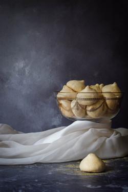 Gingerbread Meringues