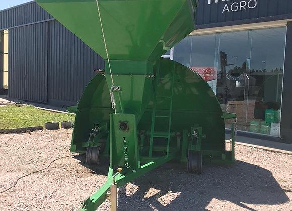 Embutidora de granos enteros GE 250 tt/h
