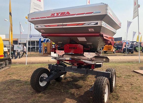 Fertilizadora SYRA F4000 Intense Variable