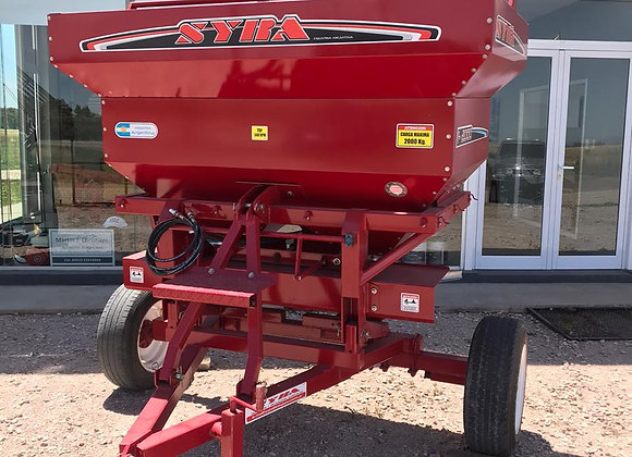 Fertilizadora SYRA F2000