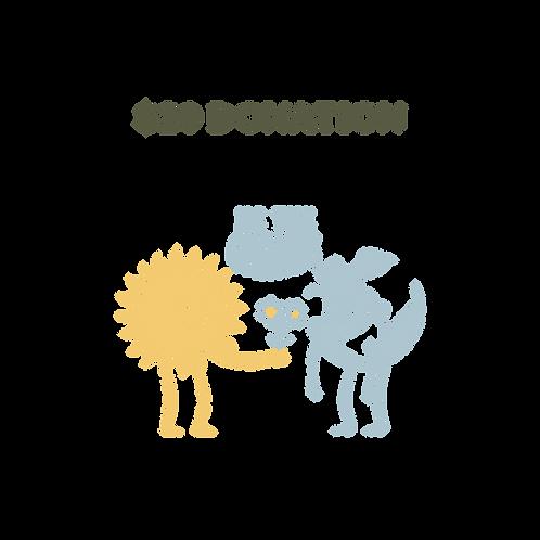 $20 Donation