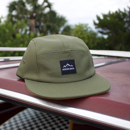 5 PANEL OUTDOORSY HAT