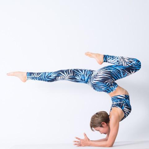 6/11 Challenging inversion -Lindaworksで伸びやかな身体と自分の真ん中を感じよう-