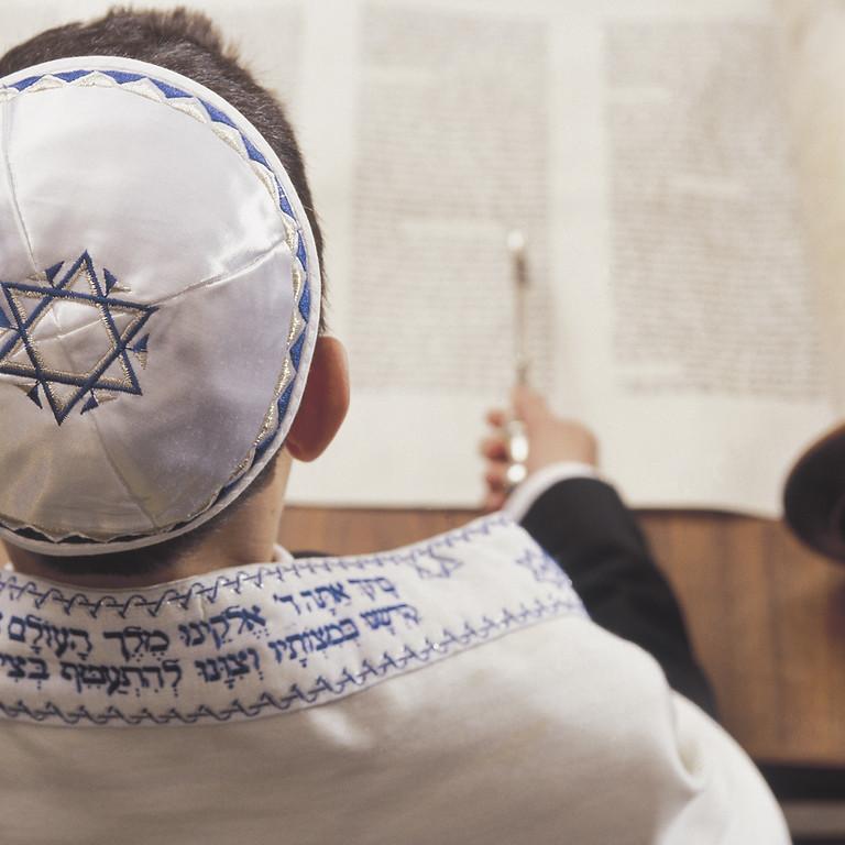 Yom Kippur Morning