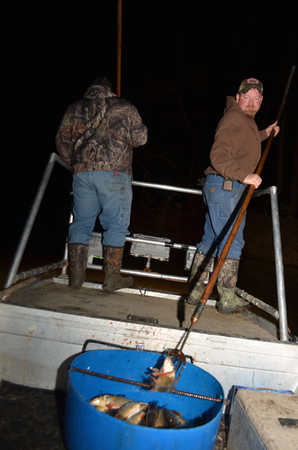 Gigging on the Gasconade