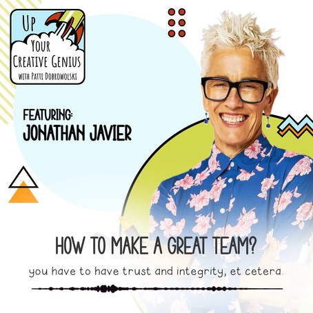 Episode 1: Jonathan Javier   How to Turn Underdogs into Winners