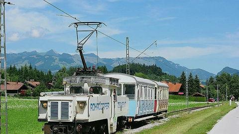 Wacht Bahn Kiefersfelden