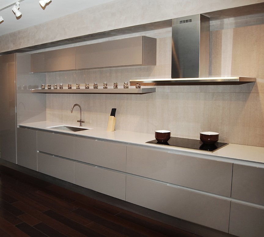 מעצבת מטבחים - מטבח מעוצב