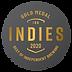 IBA_Indies 2020 Medal-CharcoalBG_Gold.pn