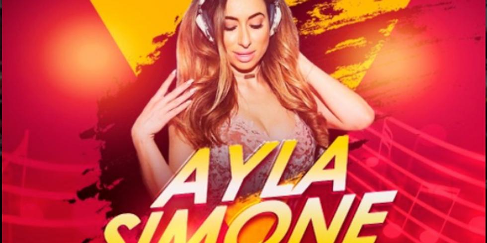 Ayla Simone at Fluxx Friday - RSVP