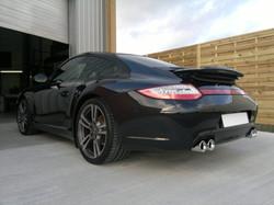 Porsche 911 997 carrera 4s pdk