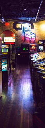 Vectorman's Arcadia: America's Playable Arcade Museum