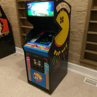 Pac Man Jr.